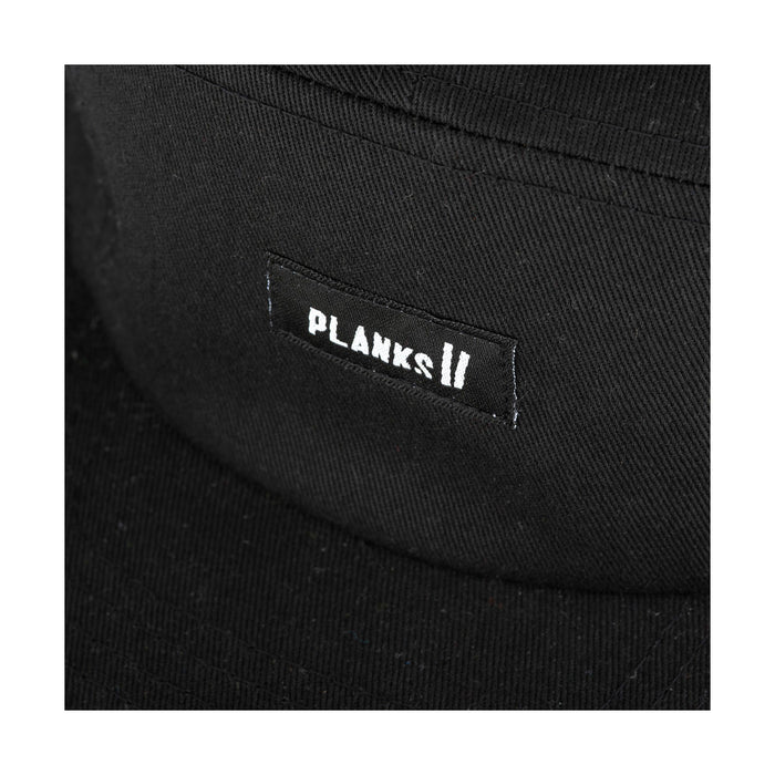 Planks Clothing Classic Five Panel Cap 2019