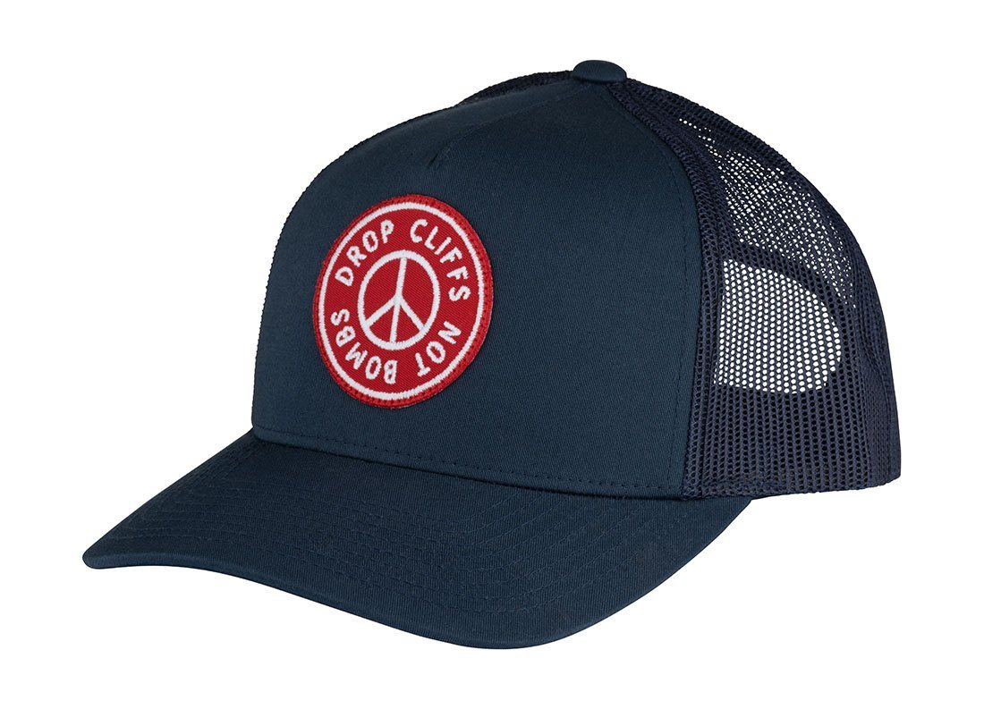 planks clothing – Planks clothing peace trucker cap 2019 fra blacksnow.dk