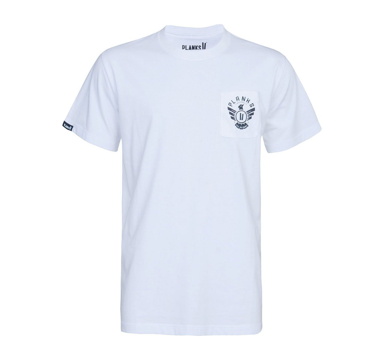 Planks Eagle Pocket T-Shirt 2019 Small Small MLT-EAGLE903B-S
