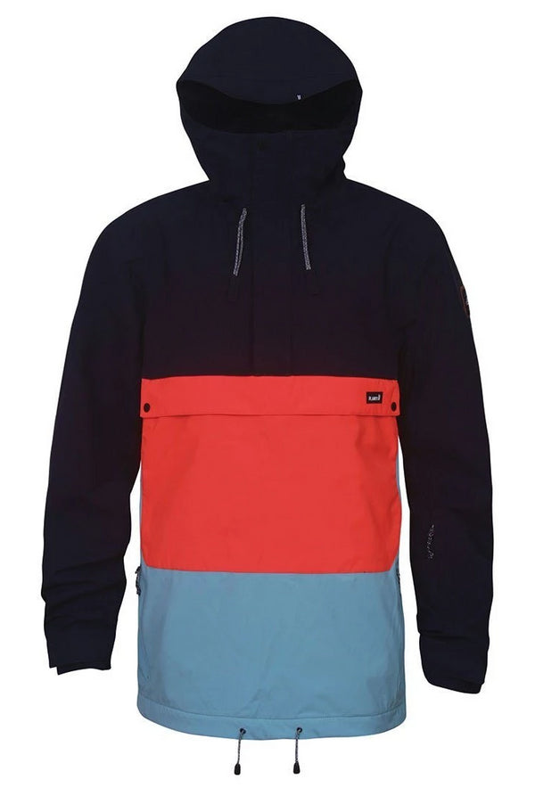 Planks Happy Days Pullover Skijakke 2019 Small Small MO-HDP904B-S