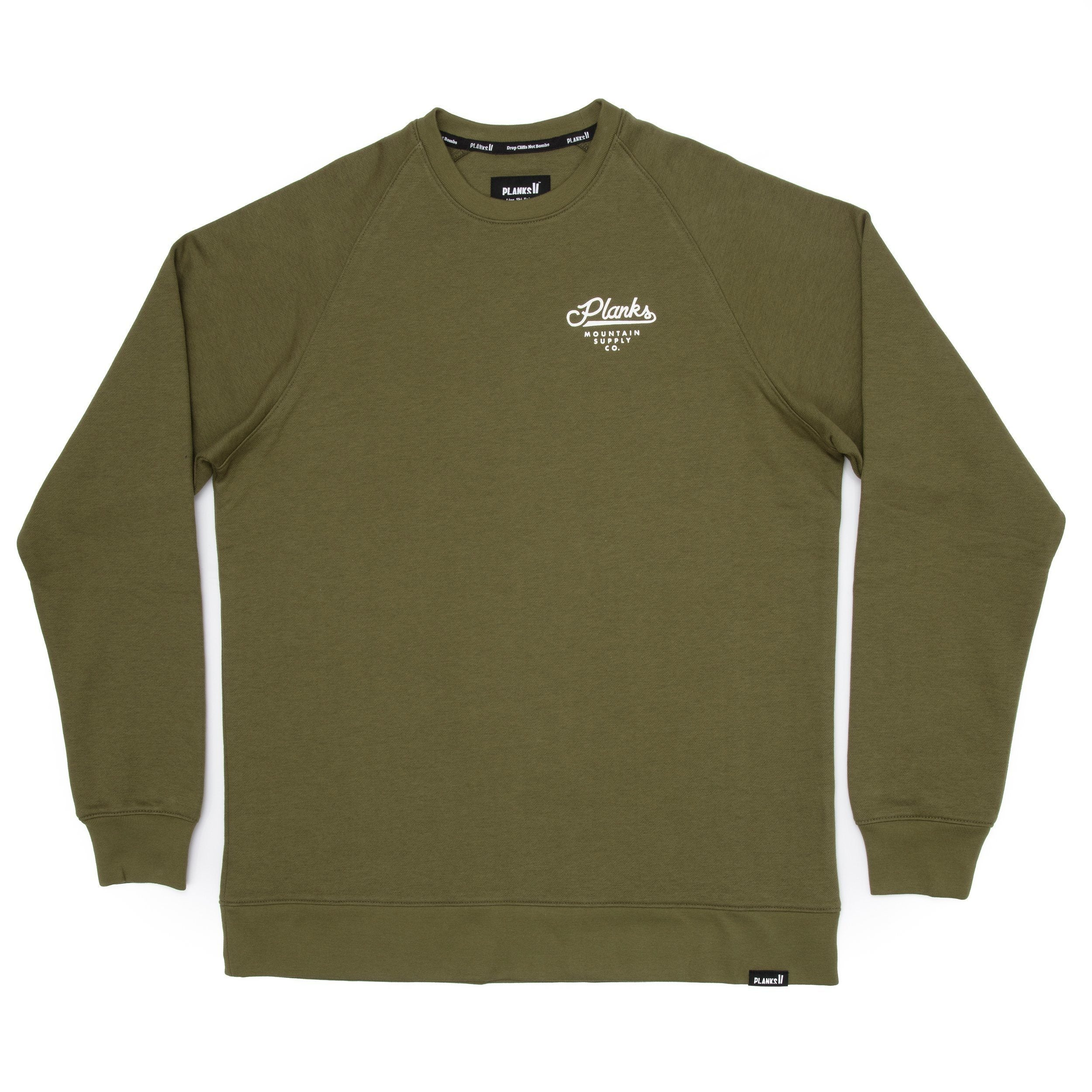 Planks Mountain Supply Crewneck thumbnail