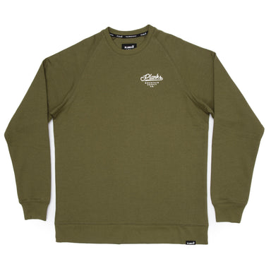 Planks Mountain Supply Crewneck