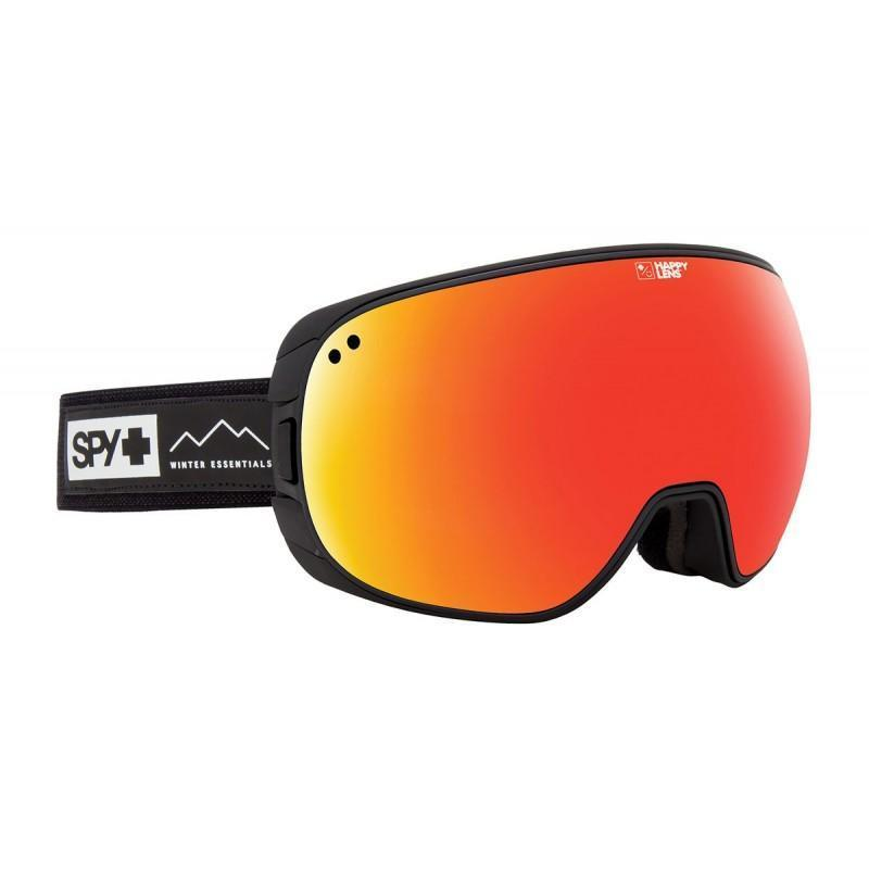spy optics – Spy bravo goggles essentials black 2019 på blacksnow.dk