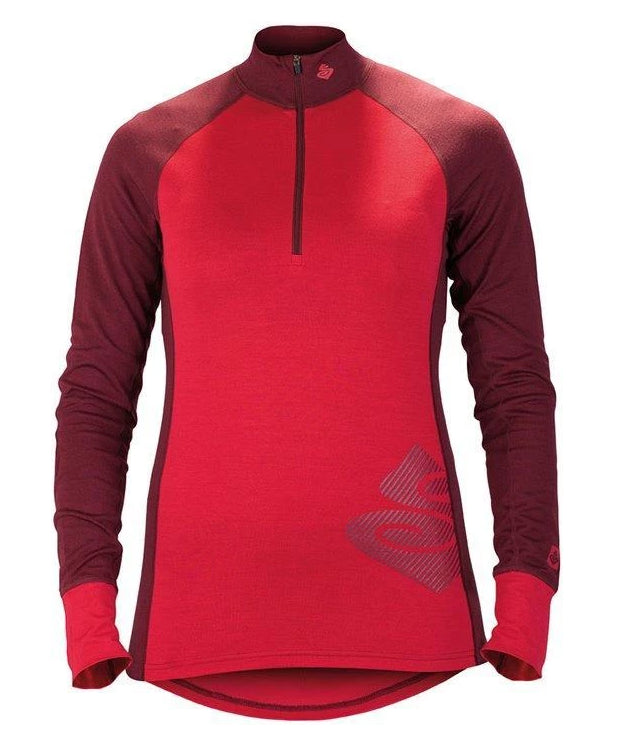 Sweet Protection Womens Alpine 1/2 Zip Skiundertrøje thumbnail