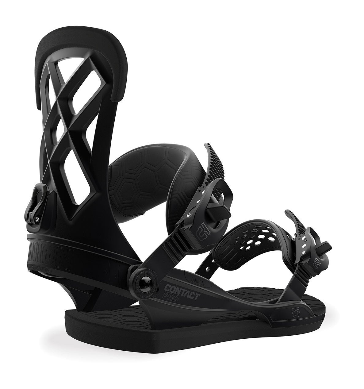 union bindings Union contact pro snowboardbinding 2019 fra blacksnow.dk