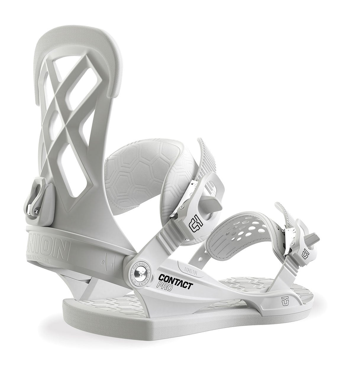 Union contact pro snowboardbinding 2019 fra union bindings på blacksnow.dk