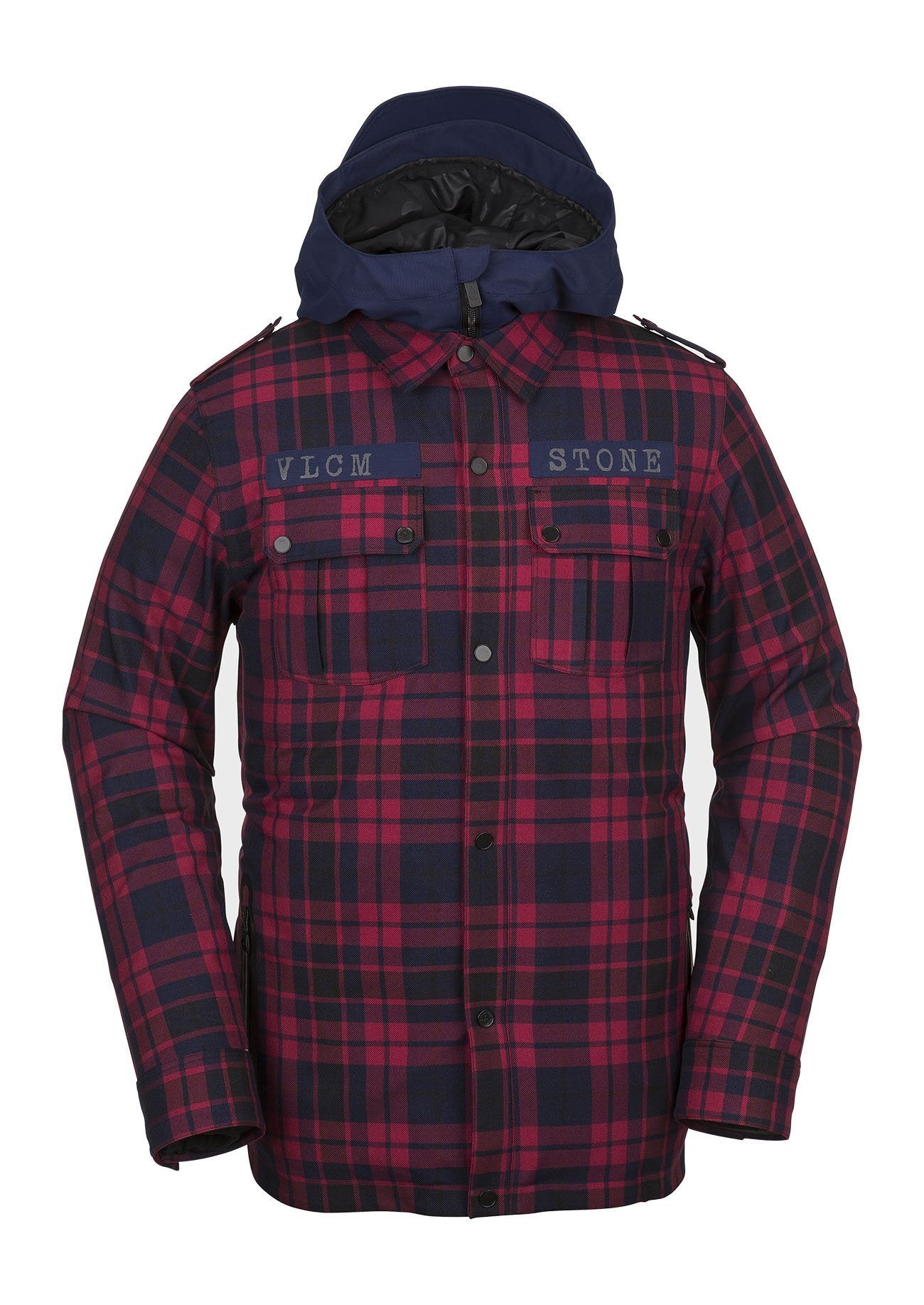 Volcom Shadow Insulated Dame Snowboardjakke available from