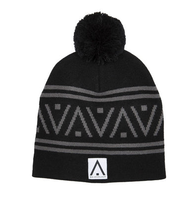 WearColour Knit Beanie 2019 Black Black 41108183-760