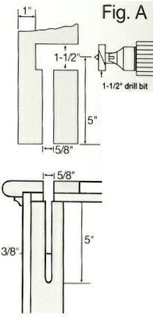 How to Install a Wood Newel Post