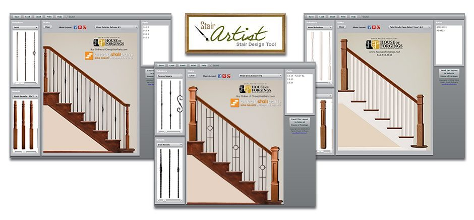 StairArtist – Stair Design Tool