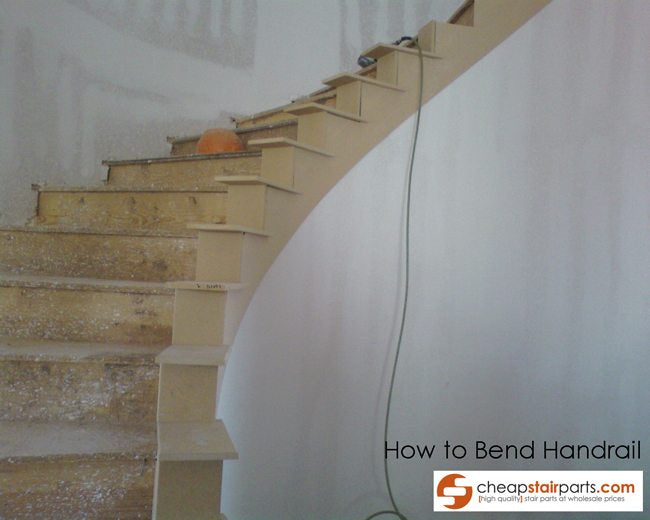 How To Bend Wooden Handrail