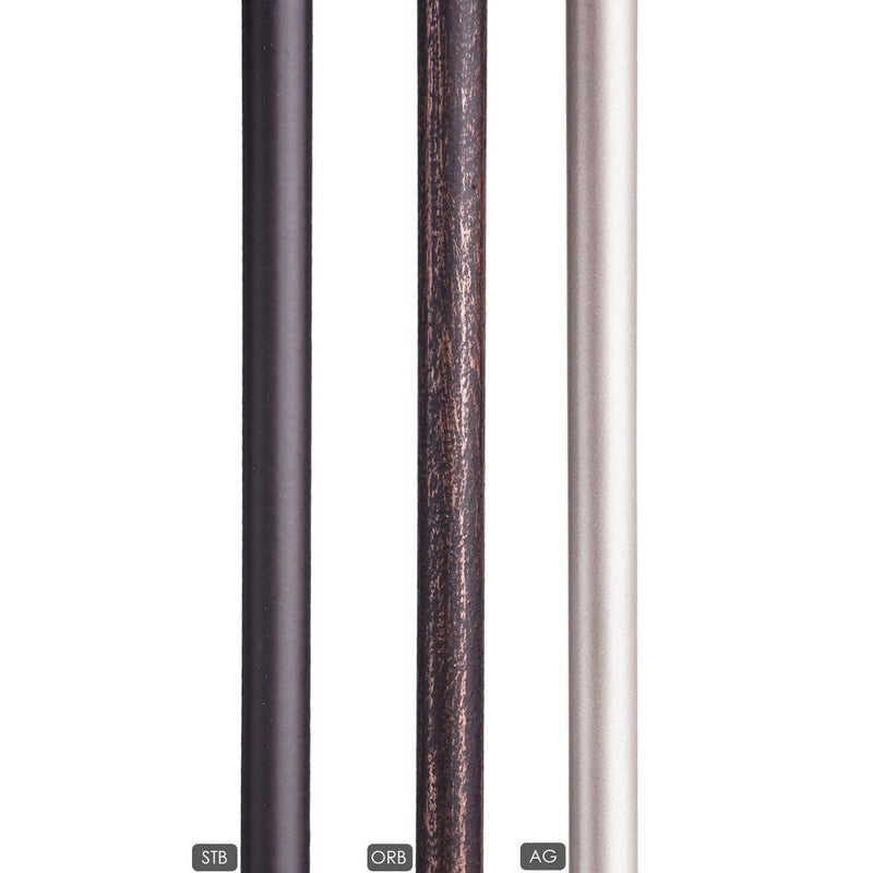 16.8.1 Plain Round Hollow Bar Iron Baluster House of Forgings
