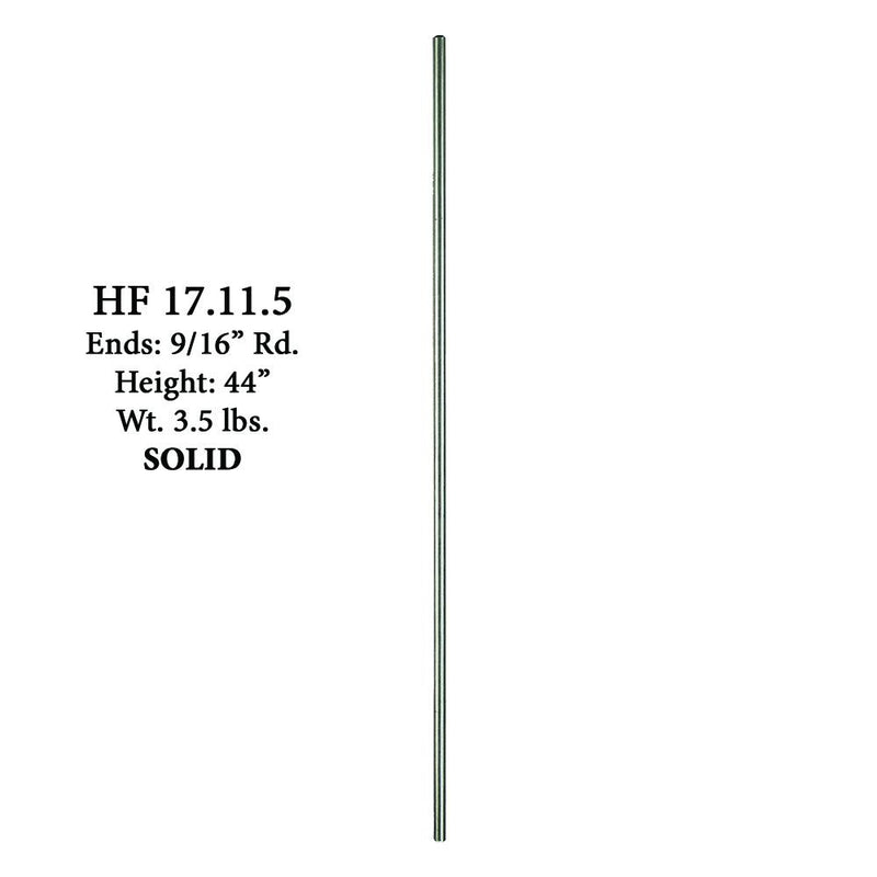 17.11.5 Plain Round Stainless Steel Solid Bar Stainless Steel Baluster House of Forgings