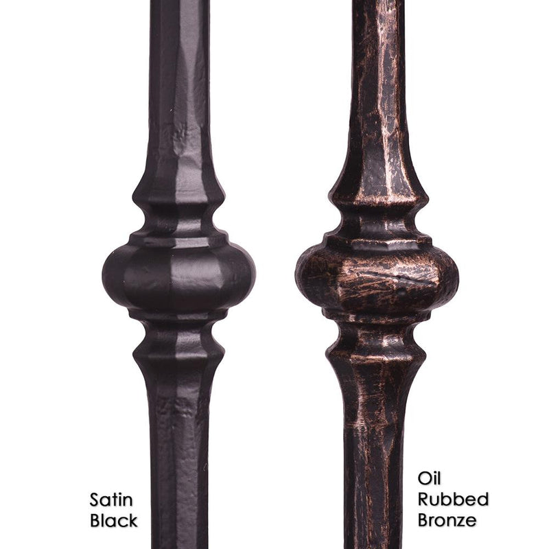 2.1.9 Single Knuckle Iron Baluster Iron Baluster House of Forgings