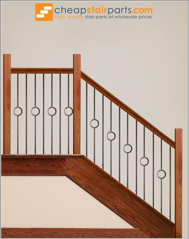 16.1.30-T Single Ring Hollow - Cheap Stair Parts