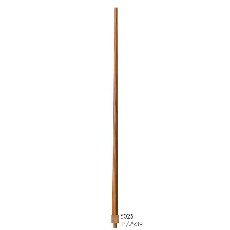 5025-39 Colonial Style Pin Top Baluster