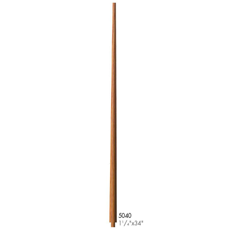 5040-34 Colonial Style Pin Top Baluster
