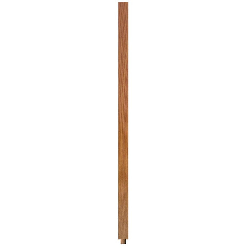 5061-48 Contemporary Style S4S Baluster with Dowel Wood Baluster House of Forgings