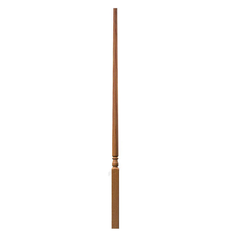 8138 Colonial Style Pin Top Baluster Wood Baluster House of Forgings