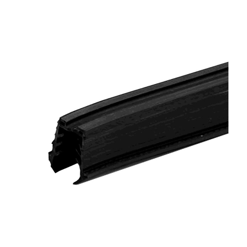 Glass Cap Rail Rubber Gasket