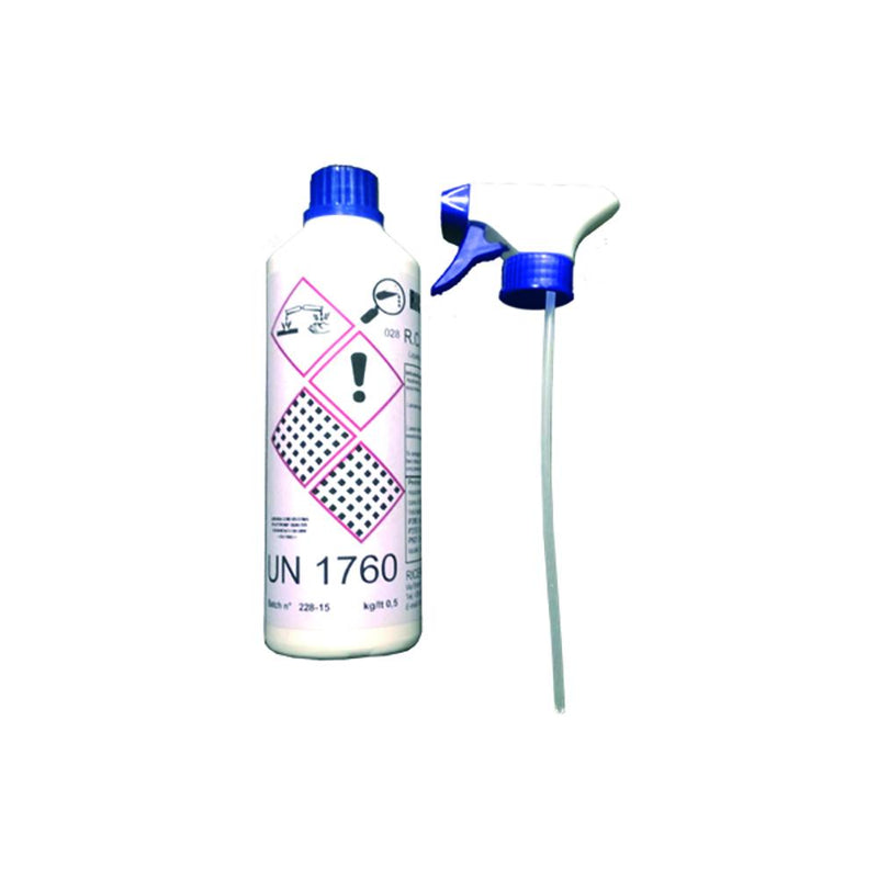 Degreaser / Cleaner for Stainless Steel Axia Accessories House of Forgings Step 2 - Cleaner / Polish