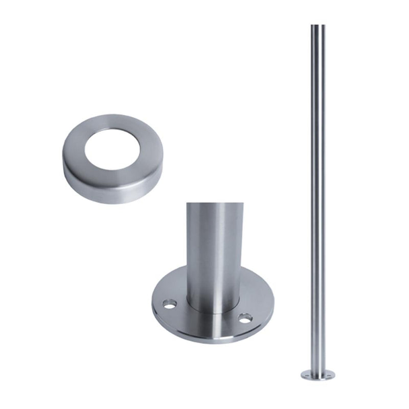 Round Post Options – 42.4 mm x 1000 mm