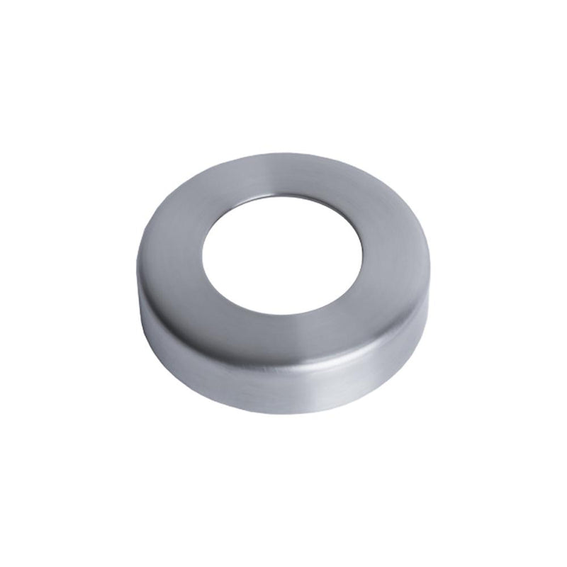 Wall Rail Return Flange for 42.4 mm Round Rail