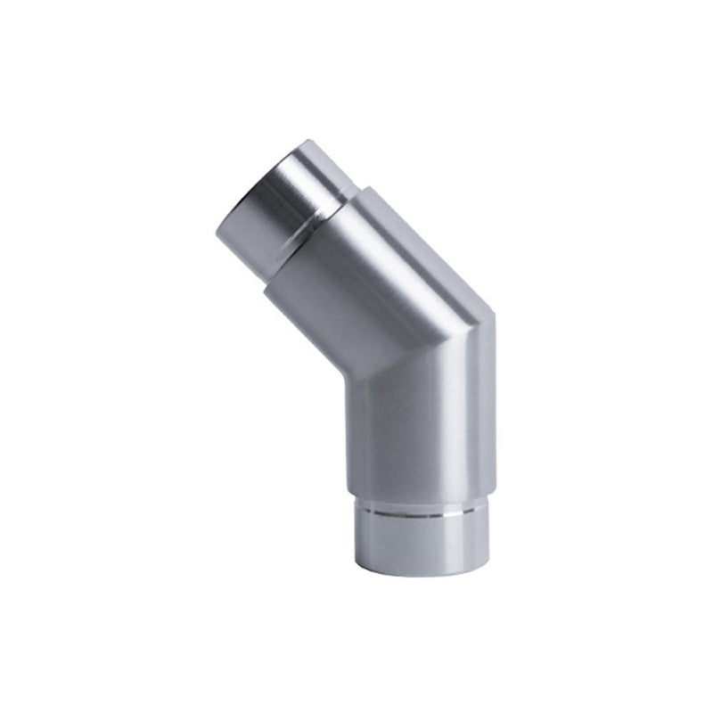 45 Degree Elbow for 42.4 mm Round Handrail Round Handrail Options House of Forgings