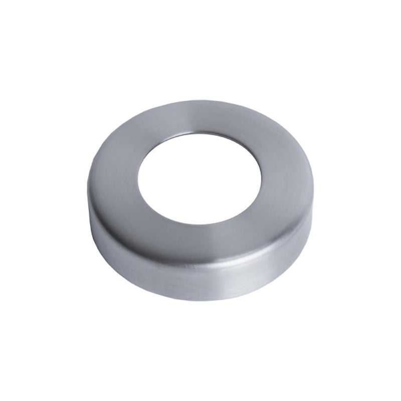 Wall Mount Flange for 42.4 mm Round Rail Round Handrail Options House of Forgings Replacement Flange Cover