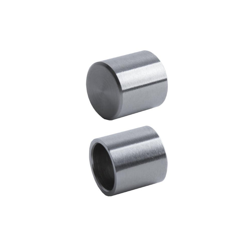 12 mm Round Bar End Cap Round Tube Infill House of Forgings