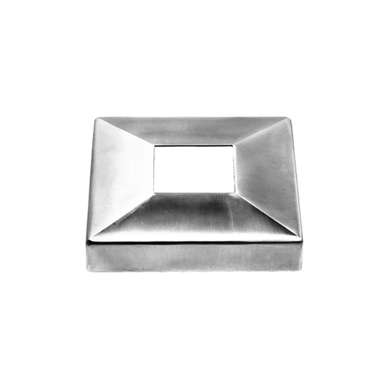 Square Post Options – 40 x 40 x 2 mm Square Post Options House of Forgings Flange Cover
