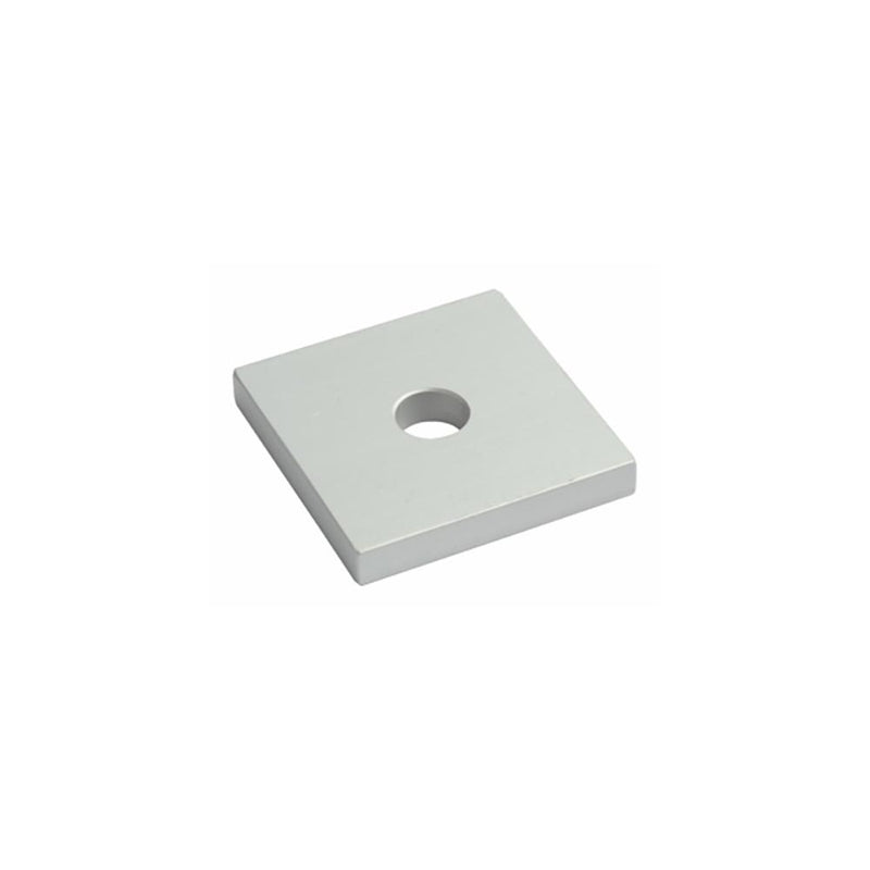 Floor Mount U Channel 120 x 45 mm GLASS U CHANNEL SERIES House of Forgings Drainage Spacer