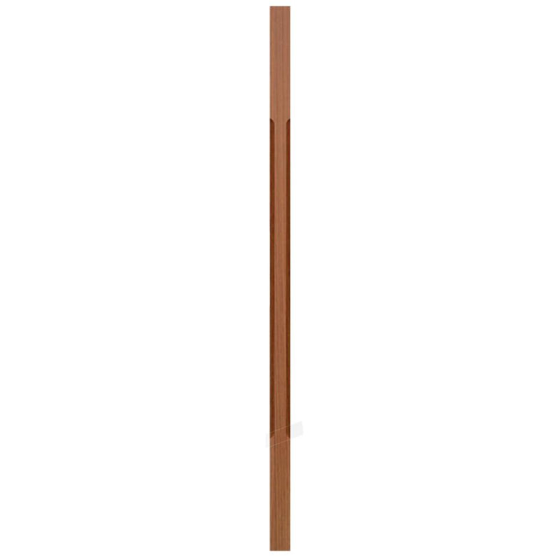 5034 Contemporary Chamfered Style S4S Baluster Wood Baluster House of Forgings
