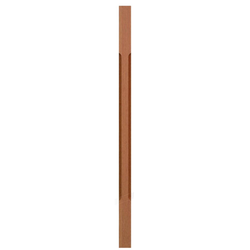 5334-C Contemporary Style S4S Chamfered Baluster