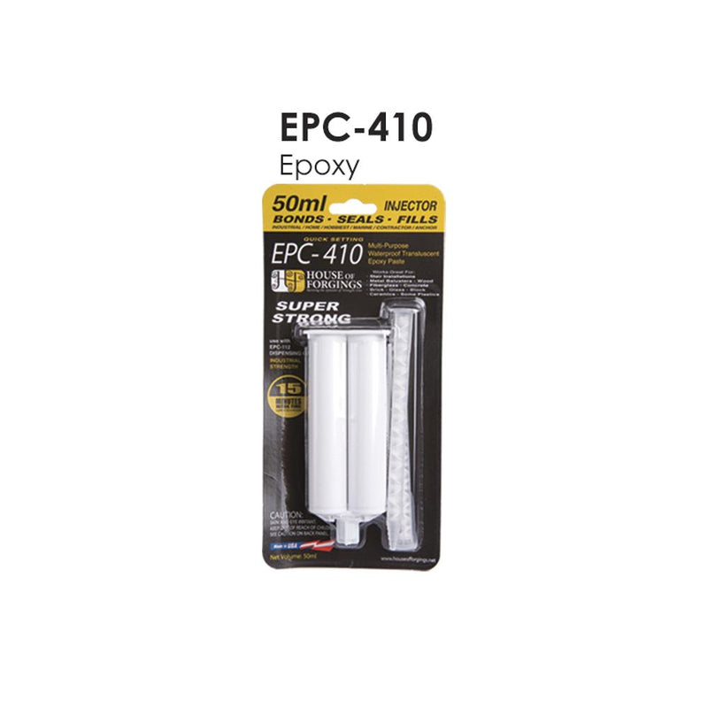 EPC-410 Epoxy Tubes ACCESSORIES House of Forgings