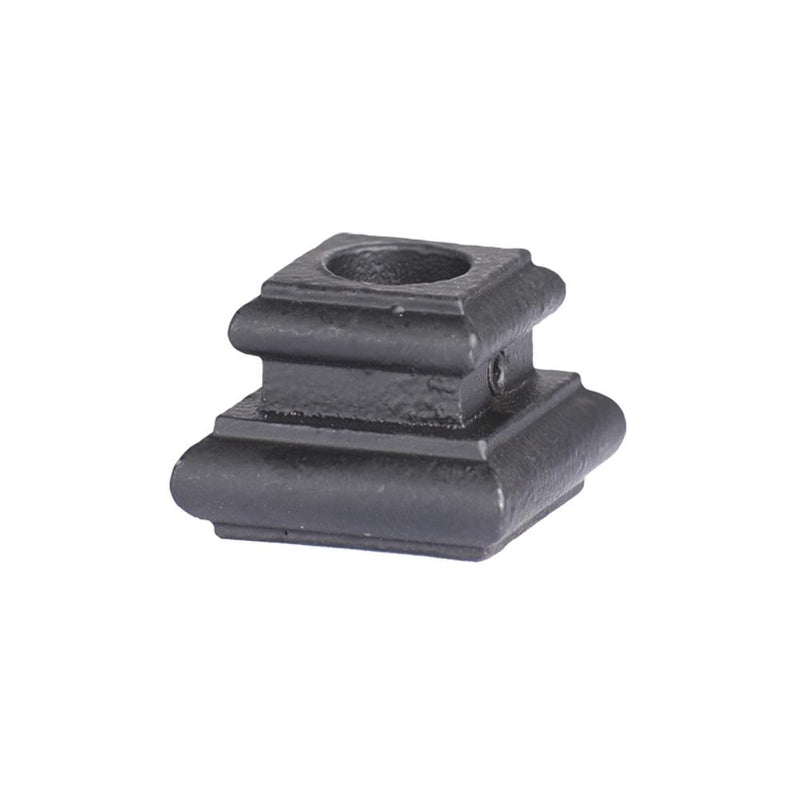 16.3.35 Round Hole Level Base Shoe with Set Screw - Cheap Stair Parts