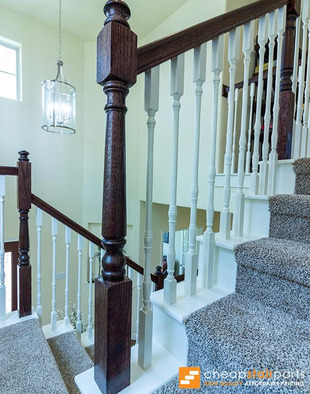 5067-36 Classic Wood Baluster Wood Baluster House of Forgings