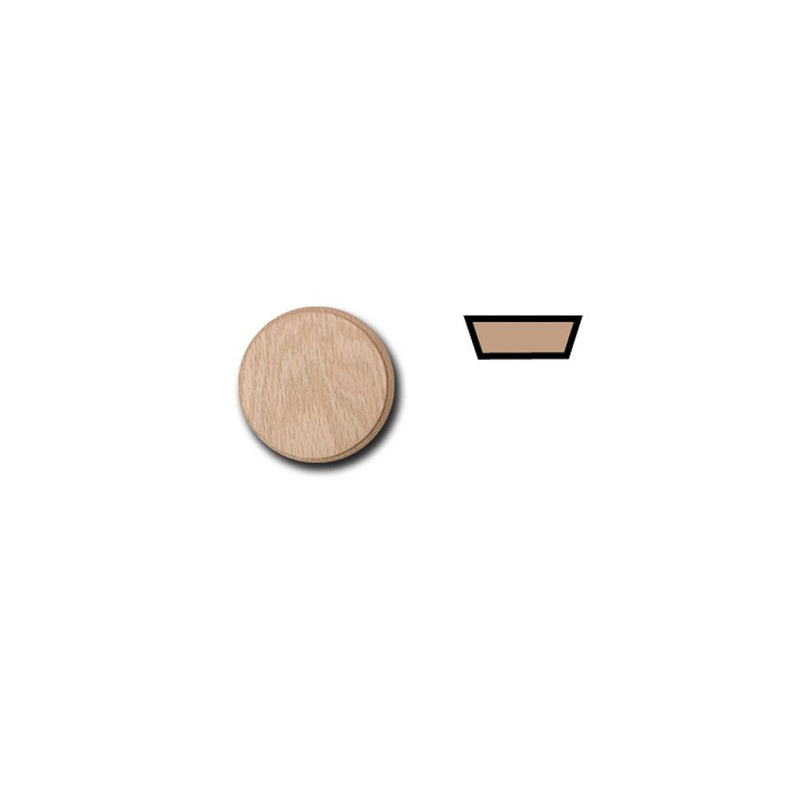 Red Oak Plugs ACCESSORIES House of Forgings