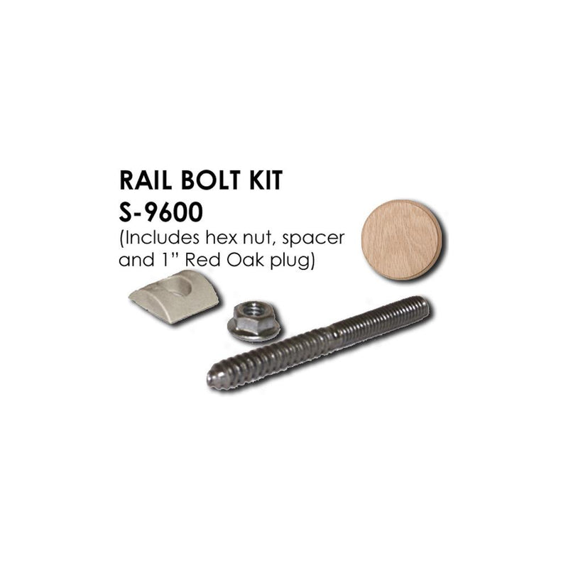 Rail Bolt Kit ACCESSORIES House of Forgings