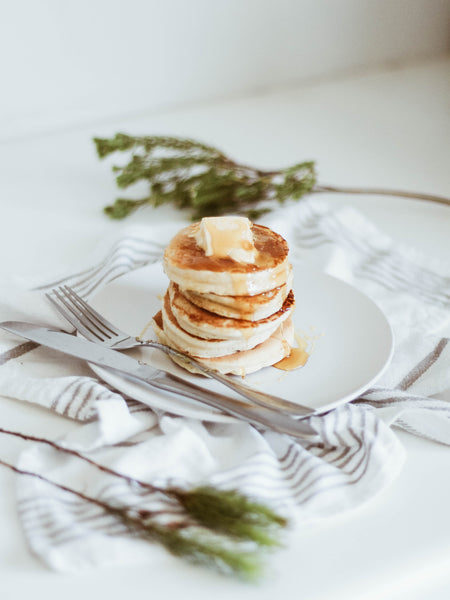 Our 3 Favourite Sustainable Pancake Recipes