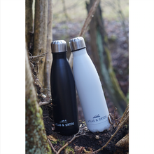 Stainless Steel Bottle - Black
