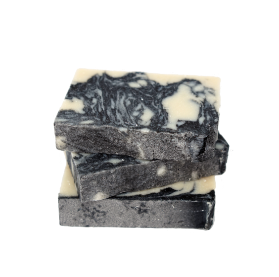 Sandalwood, Bergamot & Charcoal Soap Bar