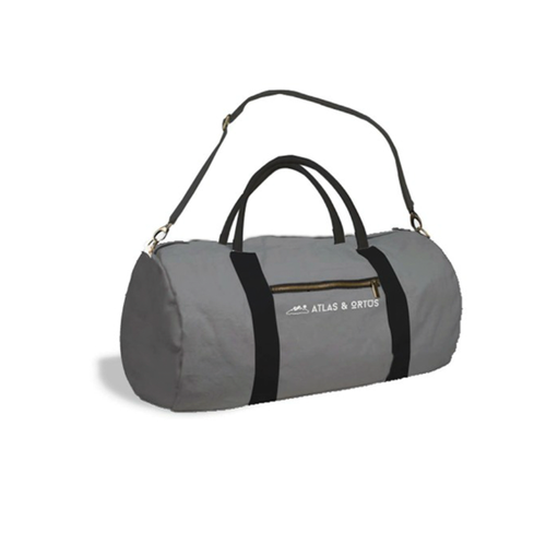 Weekend Bag - Grey