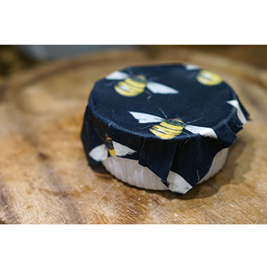 Beeswax Wraps - Pack of 3 (Toucan)