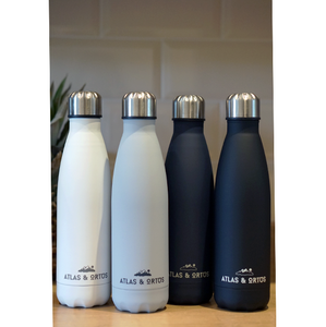 Stainless Steel Bottle - Navy