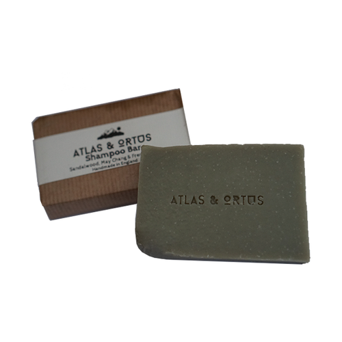 Sandalwood, May Chang & French Clay Shampoo Bar