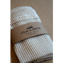 Organic Cotton Mesh Bag - Multiple Sizes