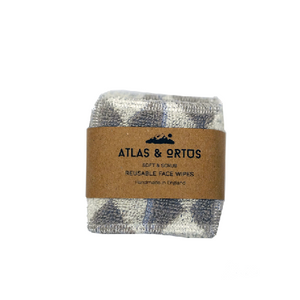 Soft & Scrub Reusable Face Wipes