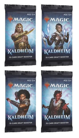 Magic: The Gathering - Kaldheim Draft Booster