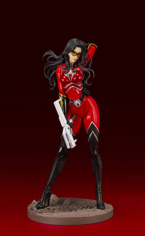 G.I. Joe Bishoujo 1/7 Baroness The Crimson Strike Team Red Version PX Exclusive